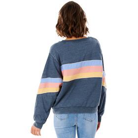 Rip Curl Golden State Crew sweater Damer, blå